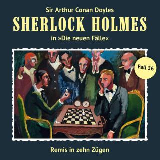 Eric Niemann: Sherlock Holmes, Die neuen Fälle, Fall 36: Remis in zehn Zügen