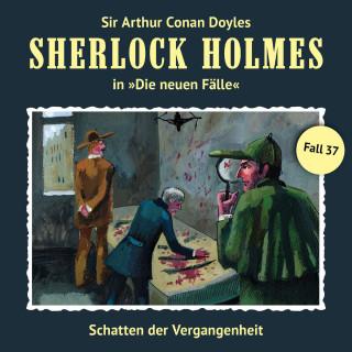 Andreas Masuth: Sherlock Holmes, Die neuen Fälle, Fall 37: Schatten der Vergangenheit