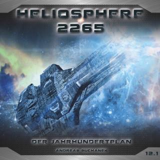Andreas Suchanek: Heliosphere 2265, Folge 12.1: Der Jahrhundertplan: Sarahs Geständnis