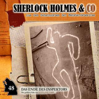 Markus Duschek: Sherlock Holmes & Co, Folge 48: Das Ende des Inspektors