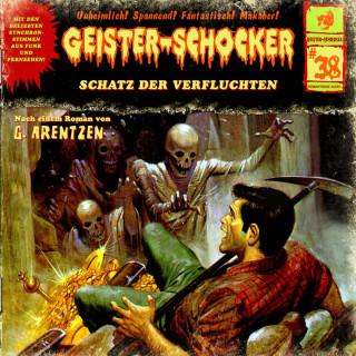 G. Arentzen: Geister-Schocker, Folge 38: Schatz der Verfluchten