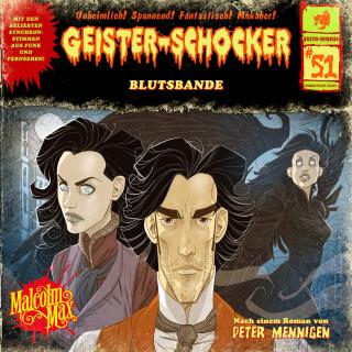 Peter Mennigen: Geister-Schocker, Folge 51: Blutsbande