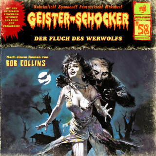 Bob Collins: Geister-Schocker, Folge 58: Der Fluch des Werwolfs