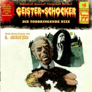 G. Arentzen: Geister-Schocker, Folge 77: Die todbringende Nixe