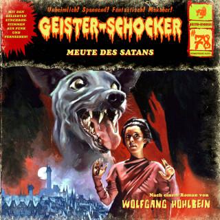 Wolfgang Hohlbein: Geister-Schocker, Folge 78: Meute des Satans