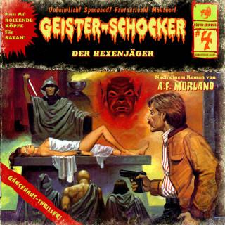 A. F. Morland: Geister-Schocker, Folge 4: Der Hexenjäger