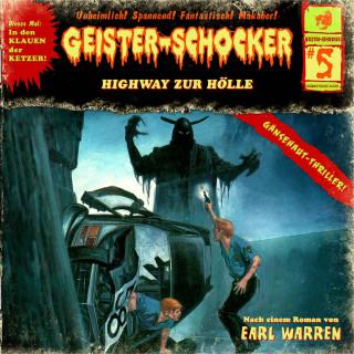 Earl Warren: Geister-Schocker, Folge 5: Highway zur Hölle
