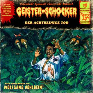 Wolfgang Hohlbein: Geister-Schocker, Folge 17: Der achtbeinige Tod