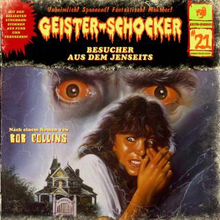 Bob Collins: Geister-Schocker, Folge 21: Besuch aus dem Jenseits