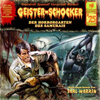 Earl Warren: Geister-Schocker, Folge 25: Der Horrorgarten des Samurais
