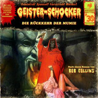 Bob Collins: Geister-Schocker, Folge 30: Die Rückkehr der Mumie