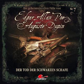 Markus Duschek: Edgar Allan Poe & Auguste Dupin, Folge 7: Der Tod der schwarzen Schafe