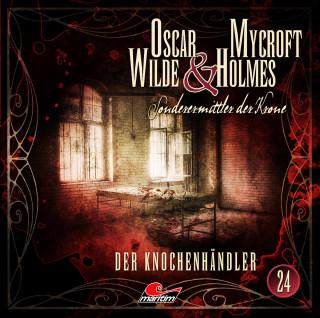 Henner Hildebrandt, Thomas Balfour: Oscar Wilde & Mycroft Holmes, Sonderermittler der Krone, Folge 24: Der Knochenhändler