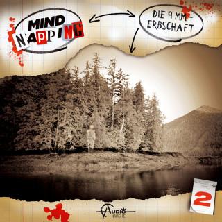 Raimon Weber: MindNapping, Folge 2: Die 9mm-Erbschaft