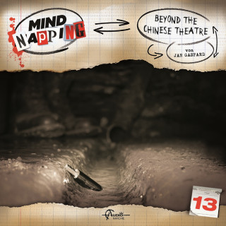 Jan Gaspard: MindNapping, Folge 13: Beyond the Chinese Theatre