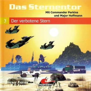 H. G. Francis: Das Sternentor - Mit Commander Perkins und Major Hoffmann, Folge 3: Der verbotene Stern