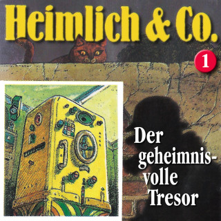 Hans-Joachim Herwald: Heimlich & Co., Folge 1: Der geheimnisvolle Tresor