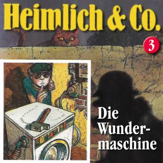 Hans-Joachim Herwald: Heimlich & Co., Folge 3: Die Wundermaschine