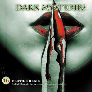 Markus Winter: Dark Mysteries, Folge 16: Blutige Regie