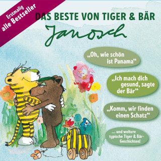 Janosch: Das Beste von Tiger & Bär