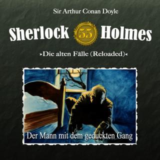 Arthur Conan Doyle, Daniela Wakonigg: Sherlock Holmes, Die alten Fälle (Reloaded), Fall 55: Der Mann mit dem geduckten Gang
