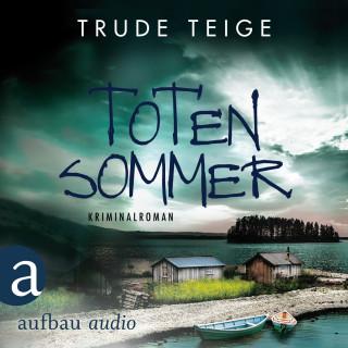 Trude Teige: Totensommer - Kajsa Coren - Kriminalroman, Band 1 (Ungekürzt)