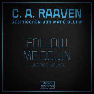 C. A. Raaven: Follow me down - Hungrige Wolken (ungekürzt)