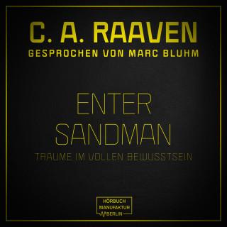C. A. Raaven: Enter Sandman - Träume im vollen Bewusstsein (ungekürzt)