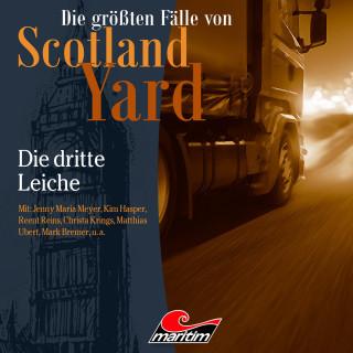 Paul Burghardt: Die größten Fälle von Scotland Yard, Folge 44: Die dritte Leiche