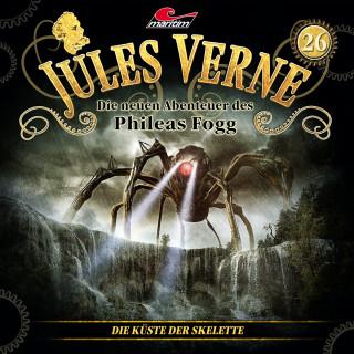 Marc Freund: Jules Verne, Die neuen Abenteuer des Phileas Fogg, Folge 26: Die Küste der Skelette