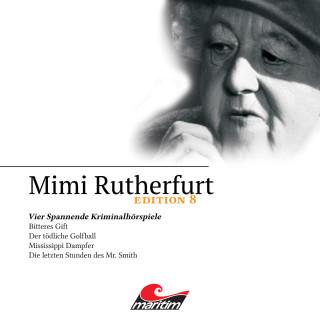 Daniela Wakonigg: Mimi Rutherfurt, Edition 8: Vier Spannende Kriminalhörspiele