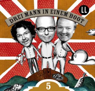 Katrin Wiegand: Drei Mann in einem Boot, Episode 5