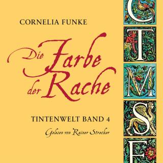 Cornelia Funke: Die Farbe der Rache - Tintenwelt, Band 4