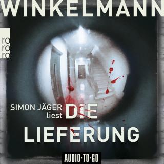Andreas Winkelmann: Die Lieferung - Kerner und Oswald, Band 2 (Ungekürzt)