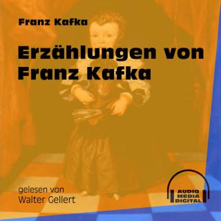 Franz Kafka: Erzählungen von Franz Kafka (Ungekürzt)