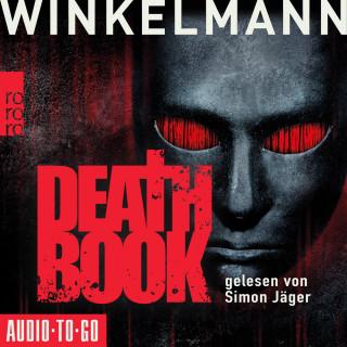 Andreas Winkelmann: Deathbook (ungekürzt)