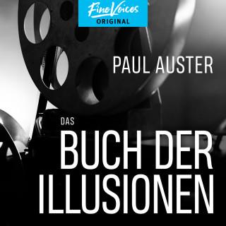 Paul Auster: Das Buch der Illusionen (Ungekürzt)