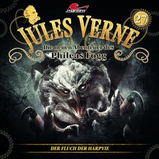 Marc Freund: Jules Verne, Die neuen Abenteuer des Phileas Fogg, Folge 27: Der Fluch der Harpyie