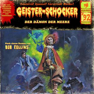 Bob Collins: Geister-Schocker, Folge 92: Der Dämon der Meere
