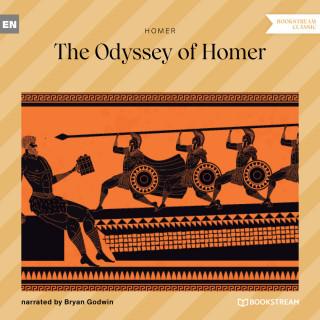 Homer: The Odyssey of Homer (Unabridged)