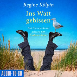 Regine Kölpin: Ins Watt gebissen - Ino Tjarks & Co. ermitteln - Ein Küsten-Krimi, Band 1 (ungekürzt)