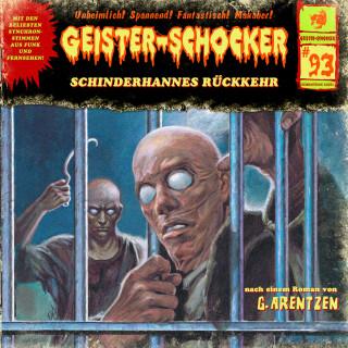G. Arentzen: Geister-Schocker, Folge 93: Schinderhannes Rückkehr