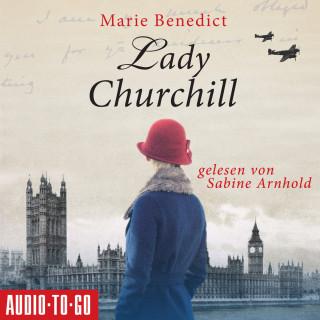Marie Benedict: Lady Churchill