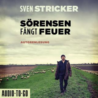 Sven Stricker: Sörensen fängt Feuer - Sörensen ermittelt, Band 2 (Ungekürzte Autorenlesung)